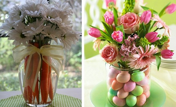 Cele mai frumoase aranjamente de Paşte