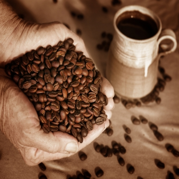 exfoliere cu cafea