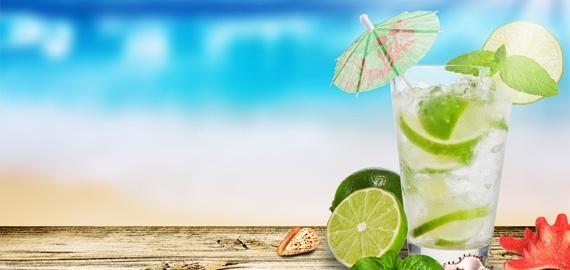 Aceste băuturi pe lângă faptul că sunt delicioase, te vor scăpa de senzația de disconfort cauzată de caniculă și te vor răcori.