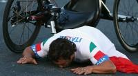 """Alessandro Zanardi, fost pilot de curse, ne demonstrează că  există viață după accidentele grave: """"Atâta timp cât simți că ai pentru ce lupta în viață, chiar și cele mai mare învingeri ți le poți transforma în mărețe victorii!"""""""
