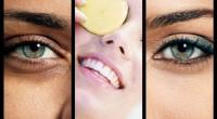 Cu siguranţă eşti familiarizată cu rondelele de castraveți puse pe pleoape, însă ce spui de cele de cartofi?  Află că acestea fac minuni contra cearcănelor și a pungilor inestetice de sub ochi!