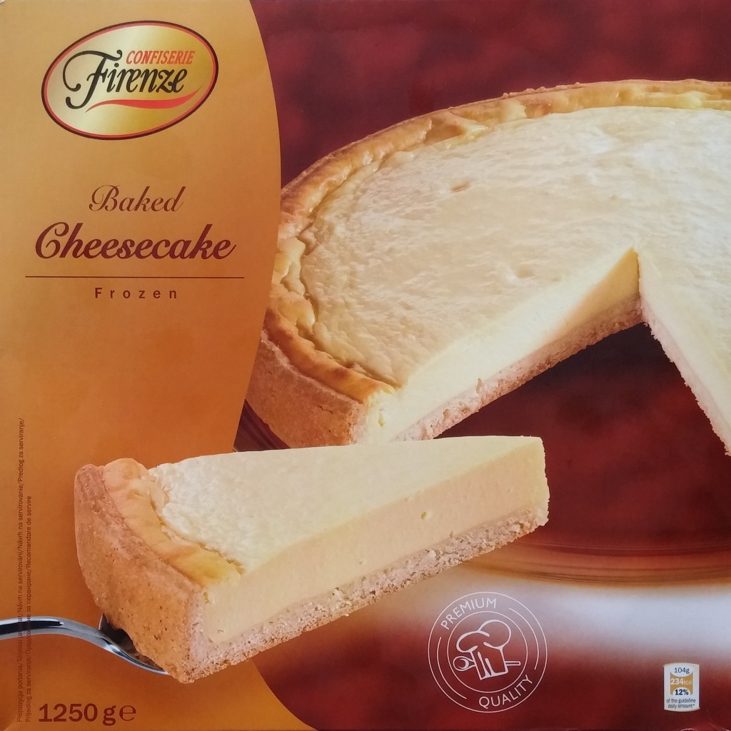 cheesecake lidl