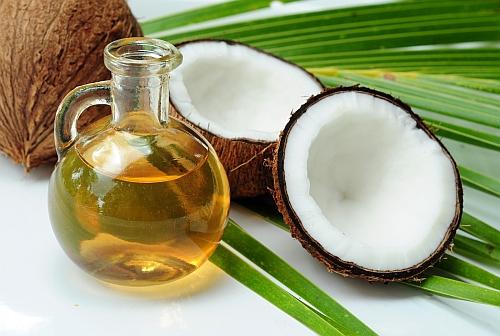 ulei de cocos pentru sprancene dese