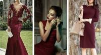 În acest an trebuie să ai măcar o piesă de culoare marsala, în vestimentația ta. Este la modă și avantajează orice siluetă! Vezi cum trebuie să o porți - galerie foto.