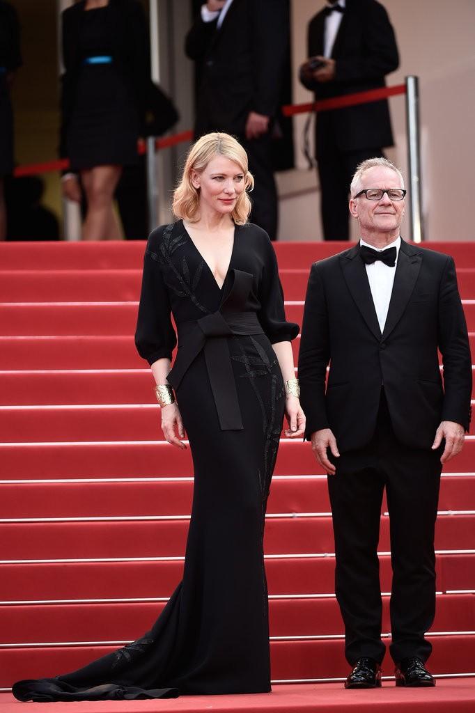 Cate-Blanchett tinuta Cannes