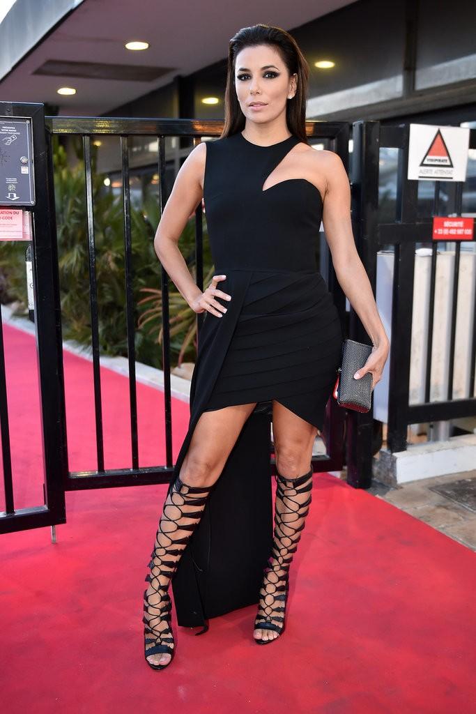 Eva-Longoria tinuta Cannes