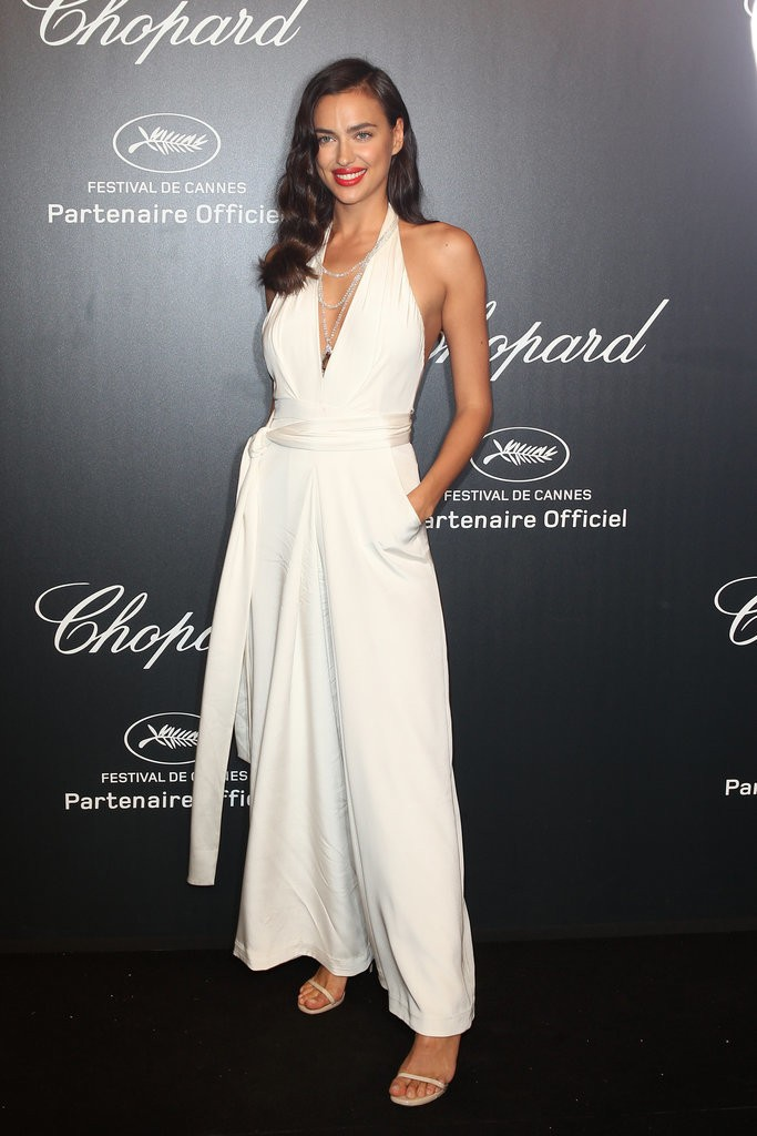 Irina-Shayk tinuta Cannes