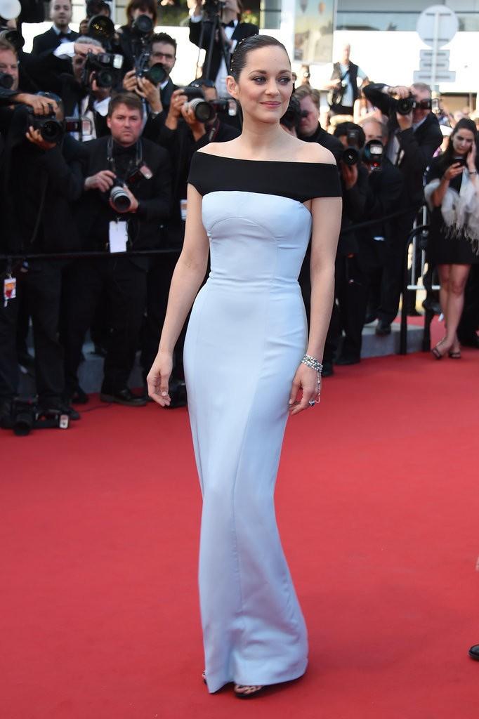Marion-Cotillard tinuta Cannes