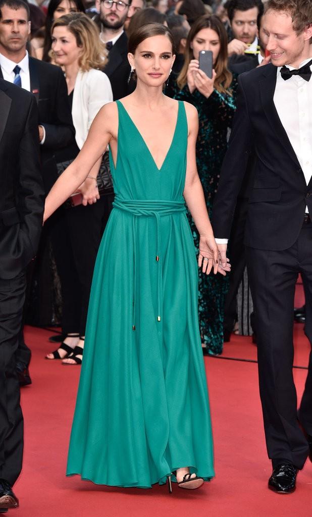 Natalie-Portman tinuta Cannes