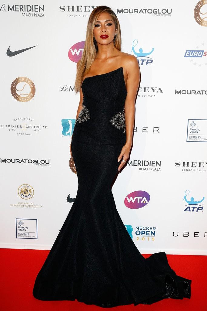 Nicole-Scherzinger tinuta Cannes