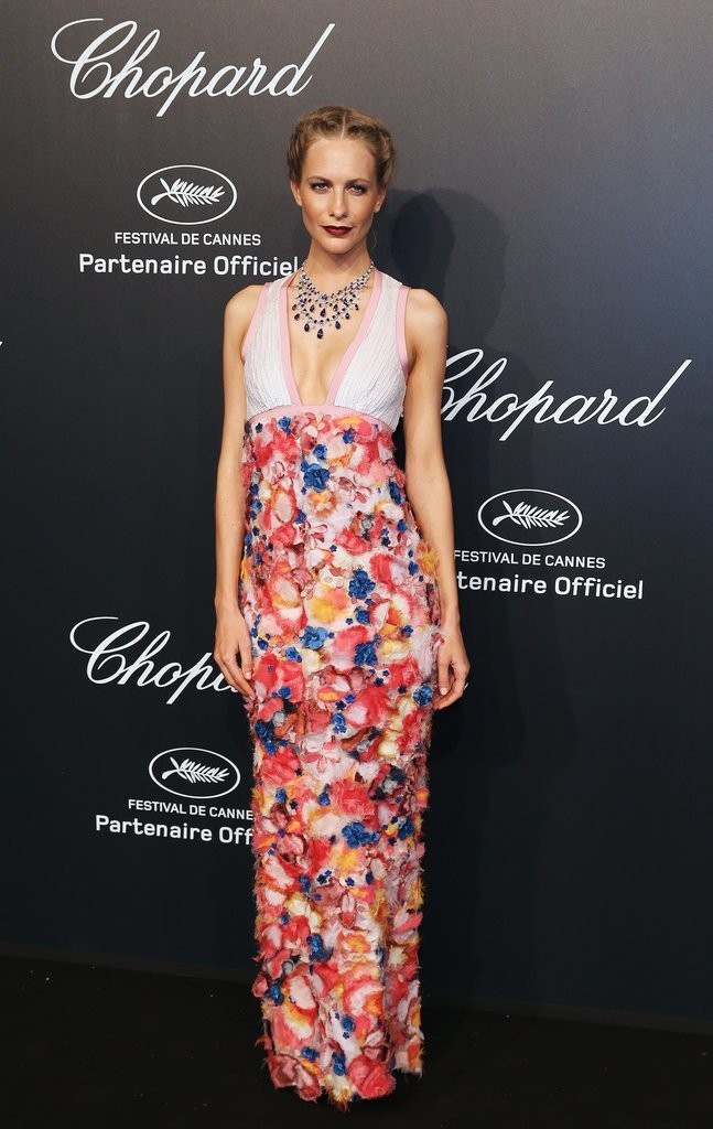 Poppy-Delevingne tinuta Cannes