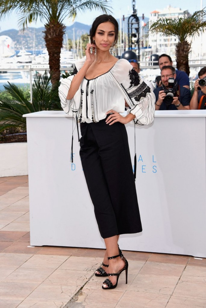 madalina ghenea in ie la cannes