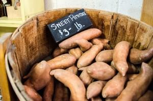 cartofi dulci pentru par sanatos si puternic