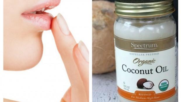 Uleiul de cocos este un ajutor de nădejde atunci când vine vorba de vindecarea rapidă a buzelor crăpate. Vezi ce alte beneficii are acest untdelemn miraculos și cum se folosește!