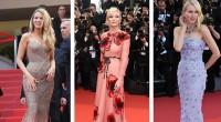 Vezi care sunt cele mai bine îmbrăcate vedete de pe covorul roșu al Festivalului de Film de la Cannes.