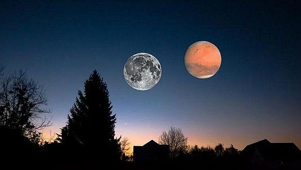 În noaptea de vineri spre sâmbătă, cu toții vom putea asista la cea mai lungă eclipsă totală de Lună din secolul XXI.