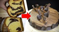 Dacă și ție ți-a mai rămas cozonac nu îl arunca și transformă-l într-un tort delicios, mai ales dacă te-ai chinuit să îl frămânți de mână.