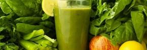 Top 5 shake-uri verzi ce ajută la slăbire