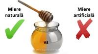 Peste tot auzi vorbindu-se despre beneficiile mierii pentru sănătate, însă cum verificăm dacă aceasta este cu adevărat naturală şi nu un produs falsificat, ce ne poate face mai mult rău decât bine?