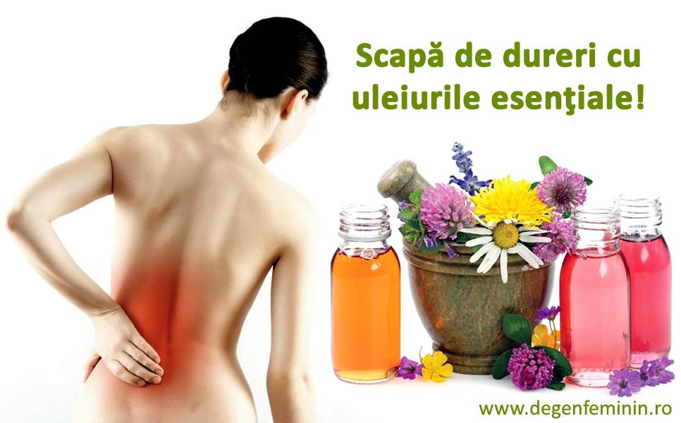 dureri articulare uleiuri esențiale)