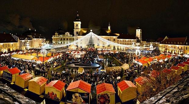Dintr-un top de 7 orașe, Sibiul a reușit să se plaseze pe locul 2, învingând astfel Londra și Dubaiul.