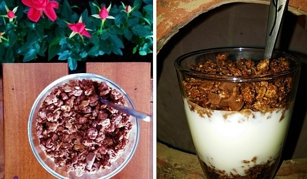 Îți plac deserturile la pahar? Iată cum îți poți prepara și tu unul în doar două minute!