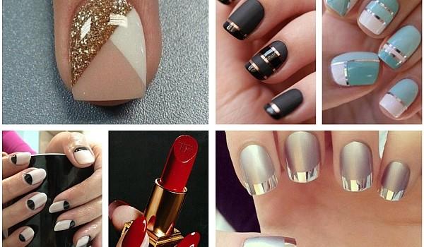 Ești curioasă să vezi ce manichiură se poartă în anul 2015? Am selectat pentru tine principalele modele! Află care sunt acestea pentru a avea cele mai frumoase unghii!