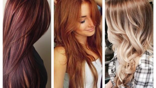 Află care sunt cele mai apreciate nuanțe de păr în sezonul rece al acestui final de an. Ție care crezi ți se potrivește cel mai bine?