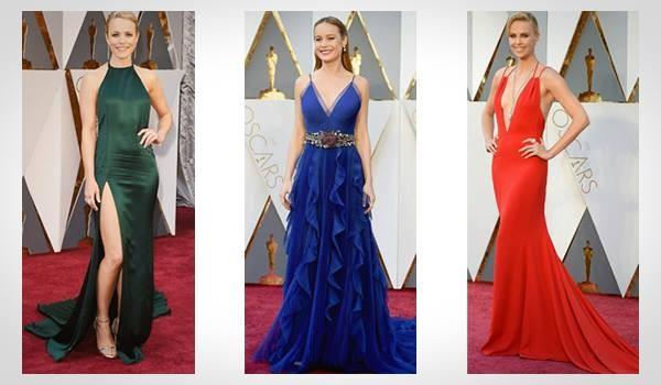 Vezi cu ce ținute și-au făcut apariția vedetele la gala de decernare a premiilor Oscar. Criticii au declarat despre Charlize Theron că a definit perfecţiunea pe covorul roşu.