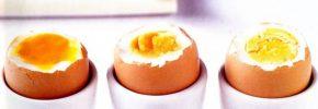 În cât timp se fierbe un ou